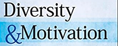 text from book cover - Diversity & Motivation